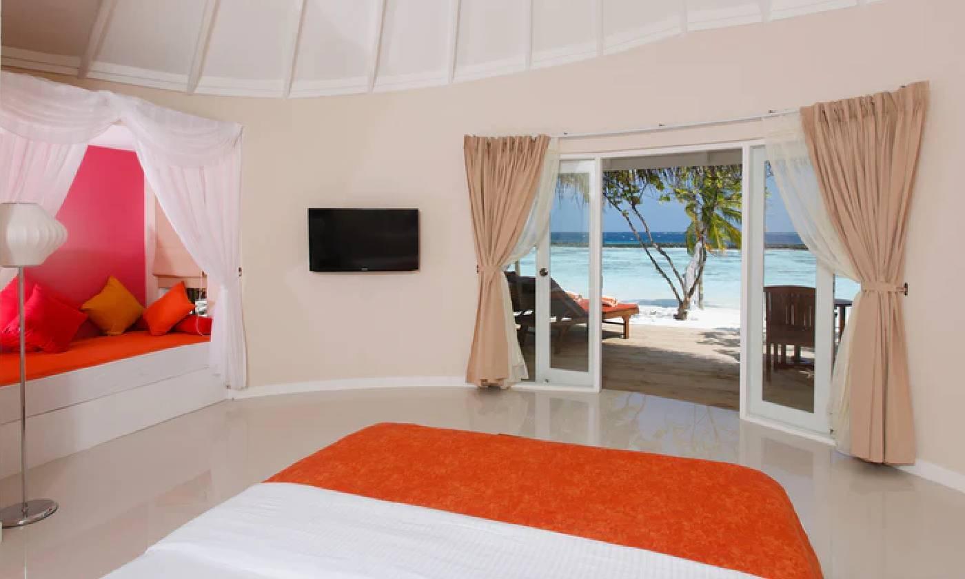 deluxe beach villas