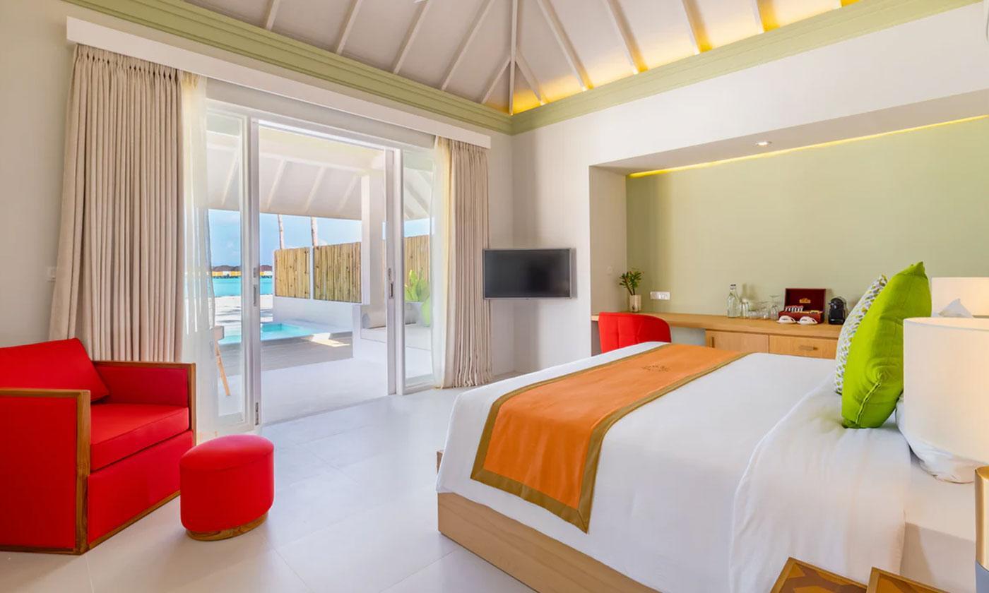 grand beach villas with pool